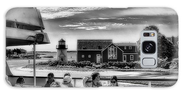 Hy-line To Nantucket Galaxy Case by Jack Torcello