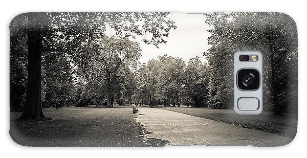 Hyde Park - For Eugene Atget Galaxy Case