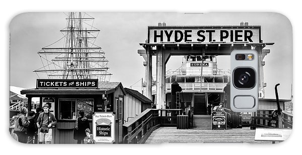 Hyde St. Pier Galaxy Case