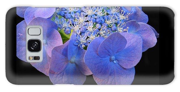 Hydrangea Blossom Macro Galaxy Case