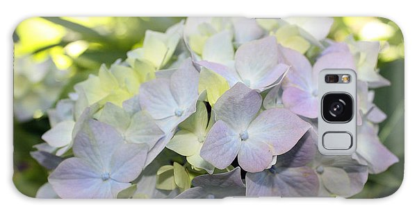 Hydrangea Galaxy Case by Gerry Bates