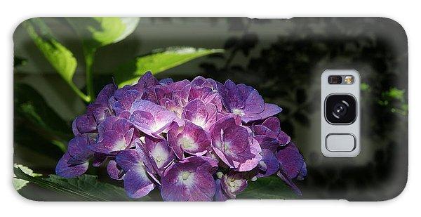 Hydrangea Season Galaxy Case by Margie Avellino