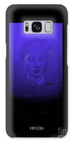 Hygeia Galaxy Case by Linda Prewer
