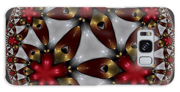 Hyper Jewel I - Hyperbolic Disk Galaxy Case