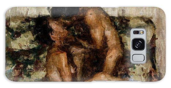 Erotic Galaxy Case - I Adore You by Kurt Van Wagner