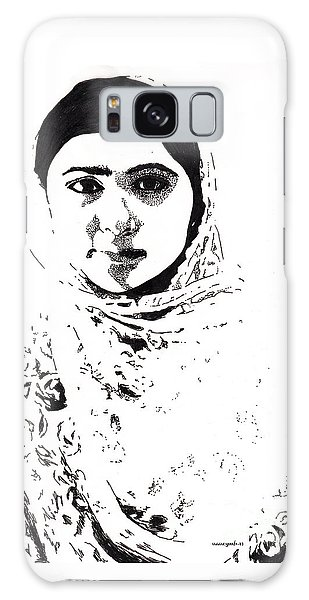 I Am Malala. Galaxy Case