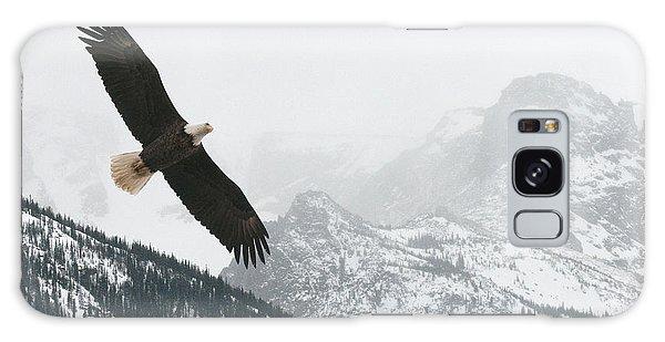 I Am The Eagle Galaxy Case