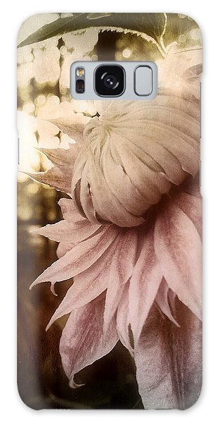 I Bloom Only For You She Whispered Galaxy Case by Susan Maxwell Schmidt