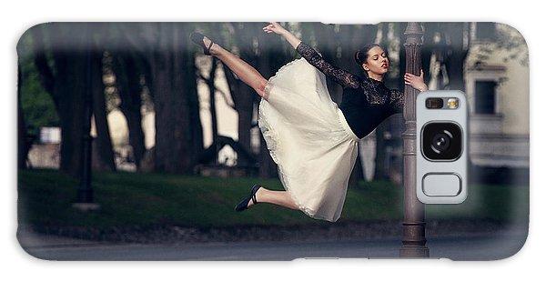 Jump Galaxy Case - I Dance, I Am by Martin Krystynek Qep