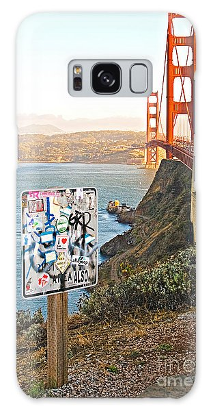 I Heart San Francisco Galaxy Case