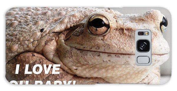 Frog Declaration Of Love Galaxy Case