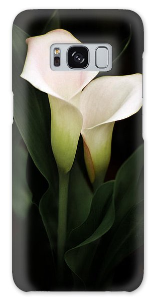 I Love You Galaxy Case by Penny Lisowski