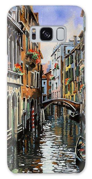 Dock Galaxy S8 Case - I Pali Rossi by Guido Borelli