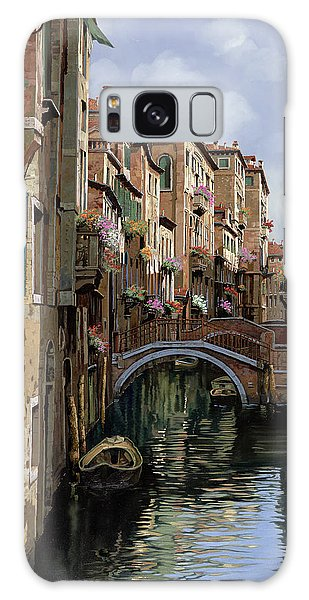 Reflections Galaxy Case - I Ponti A Venezia by Guido Borelli