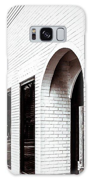 I Woke Up In A Soho Doorway Galaxy Case by Wade Brooks