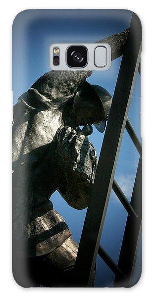 Iaff Fallen Firefighters Memorial  2 Galaxy Case by Susan  McMenamin
