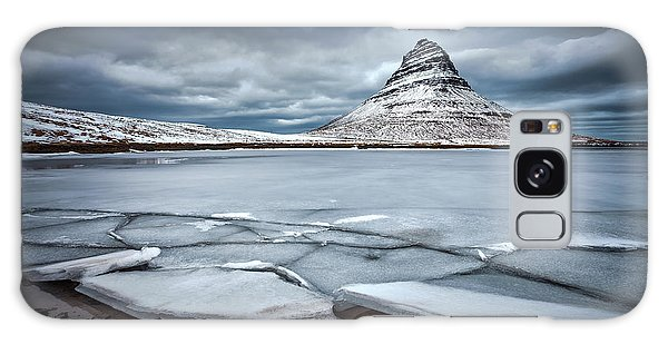 Iceland Galaxy S8 Case - Ice-berg by Sus Bogaerts