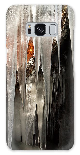 Ice Cave Galaxy Case