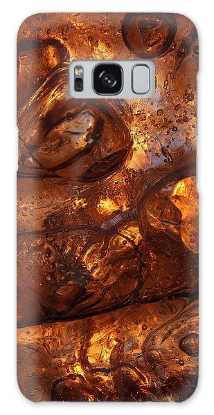 Ice Chocolate Galaxy Case