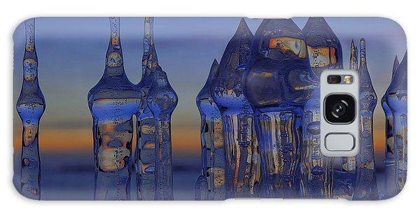 Ice City Galaxy Case