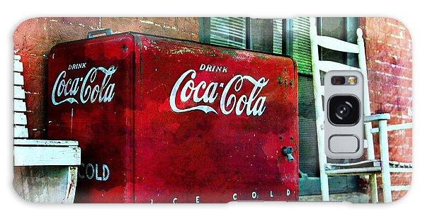 Ice Cold Coca Cola Galaxy Case