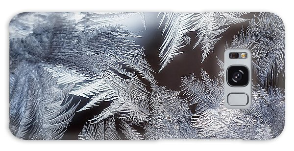 Fractal Galaxy Case - Ice Crystals by Scott Norris