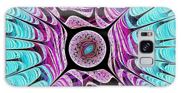 Ice Dragon Eye Galaxy Case