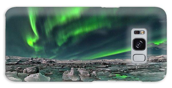Iceland Galaxy S8 Case - Ice Lake by Hua Zhu