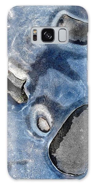 Frozen Minnehaha Creek Galaxy Case
