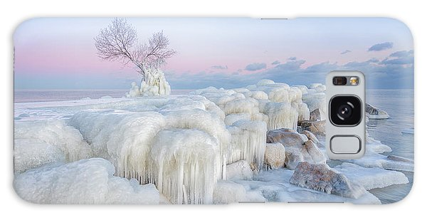 Ice Galaxy Case - Ice Wonderland by Larry Deng