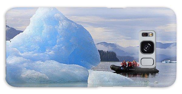 Iceberg Ahead Galaxy Case by Shoal Hollingsworth