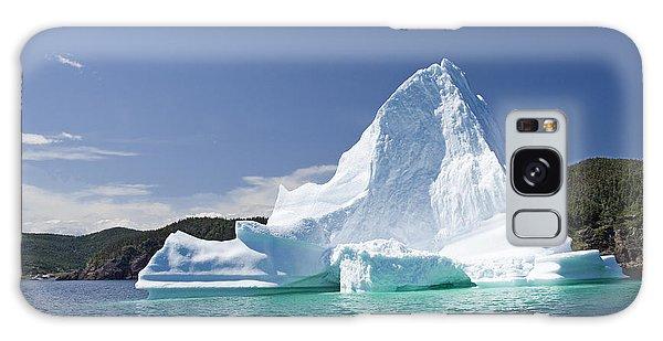 Iceberg Newfoundland Canada Galaxy Case