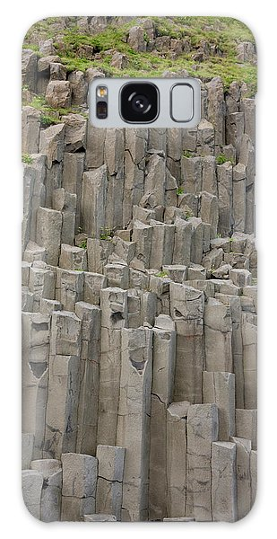 Basalt Galaxy Case - Iceland Columnar Basalt Formation by Jaynes Gallery