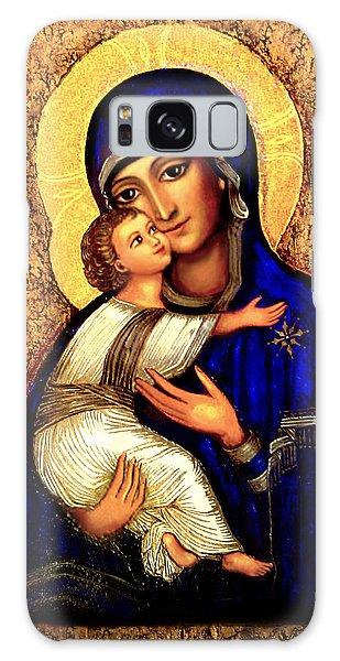 Icon Madonna Galaxy Case by Ananda Vdovic