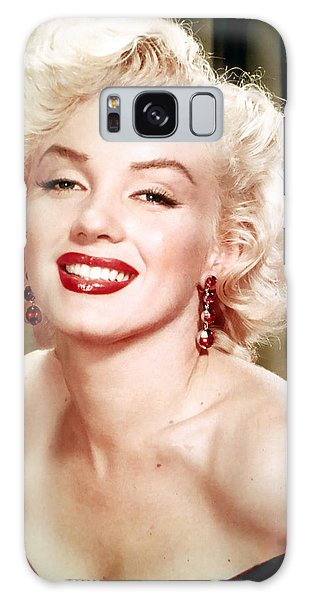 Iconic Marilyn Monroe Galaxy S8 Case