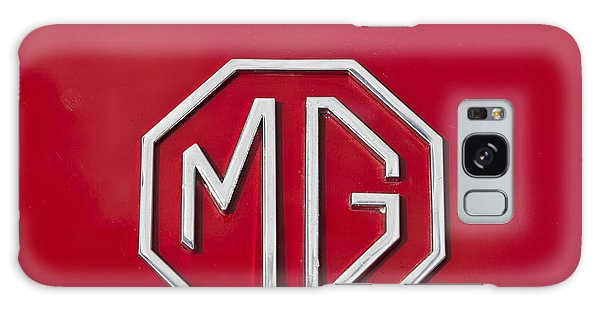 Iconic Mgb Badge Galaxy Case