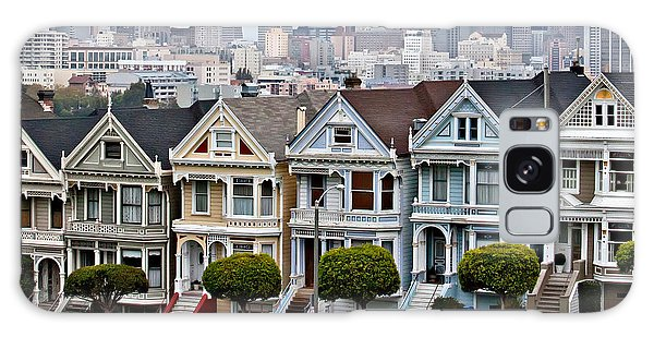Iconic Painted Ladies Galaxy Case