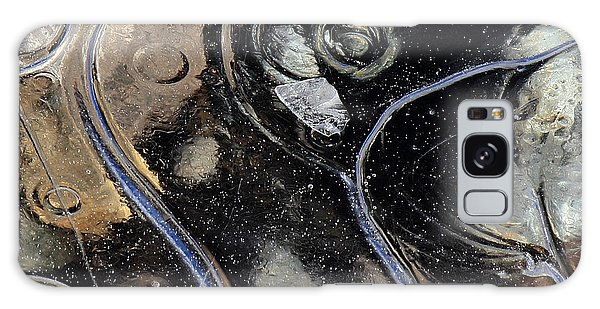 Icy Bubbles Galaxy Case