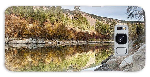 Idaho River  Galaxy Case
