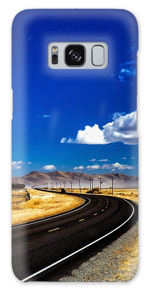 Idaho Road Titl Shift Galaxy Case by For Ninety One Days