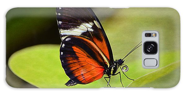 If I Were A Butterfly... Galaxy Case