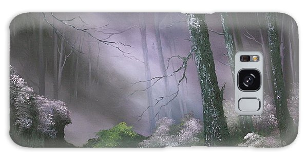 If You Go Down In The Woods Today ? Galaxy Case by Jean Walker