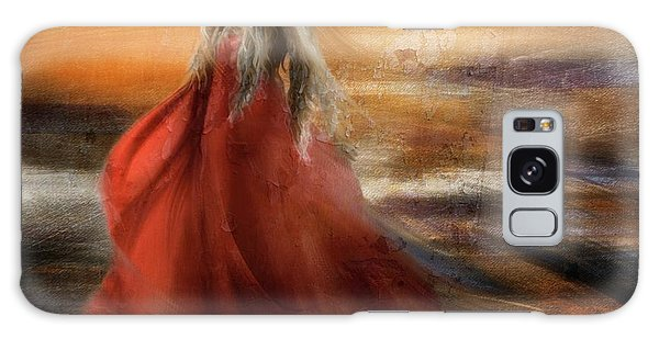 Dress Galaxy Case - If You Were The Sun, I Would Just Fade Into You... by Charlaine Gerber