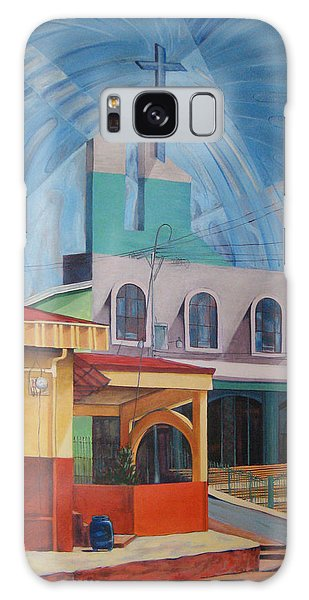 Iglesia San Rafael  Costa Rica Galaxy Case
