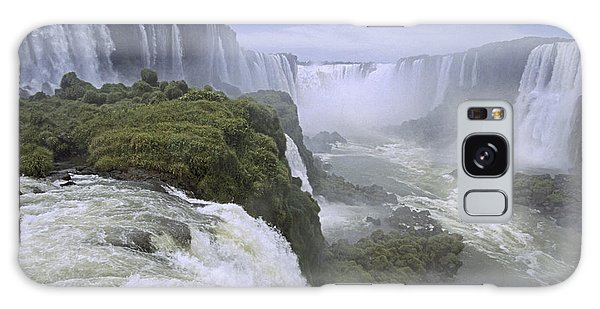 Iguazu Falls 1 Galaxy Case by Rudi Prott