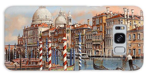 Table Galaxy Case - Il Canal Grande by Guido Borelli