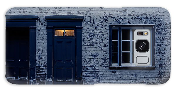 Quebec City Galaxy Case - I'll Leave The Light On For You by Edward Fielding