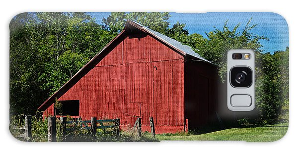 Illinois Red Barn 2 Galaxy Case