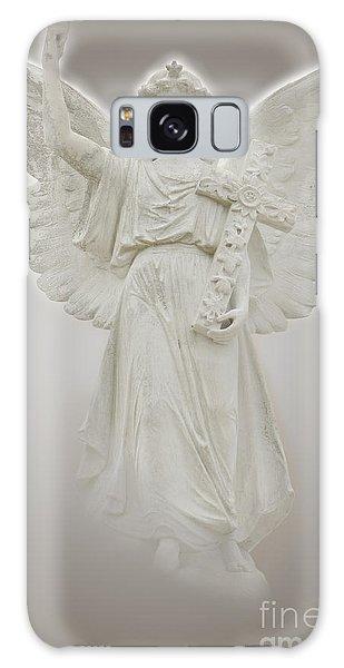 Illuminated Angel Galaxy Case