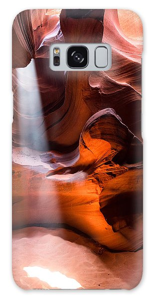 Galaxy Case featuring the photograph Illuminated by Brad Brizek